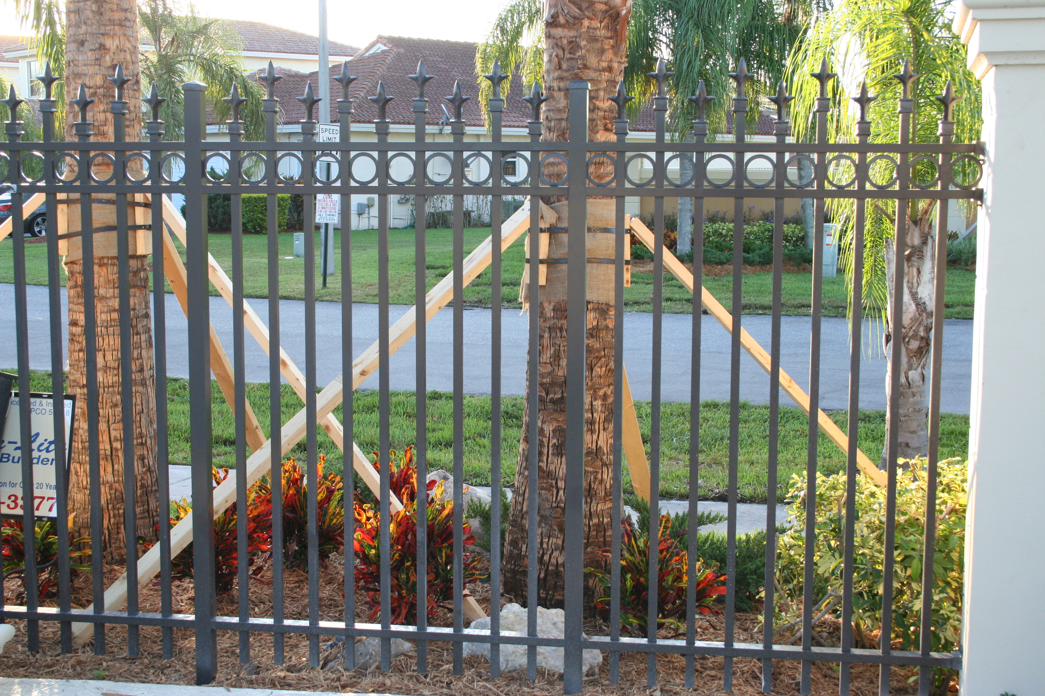 FENCE WELDED 6