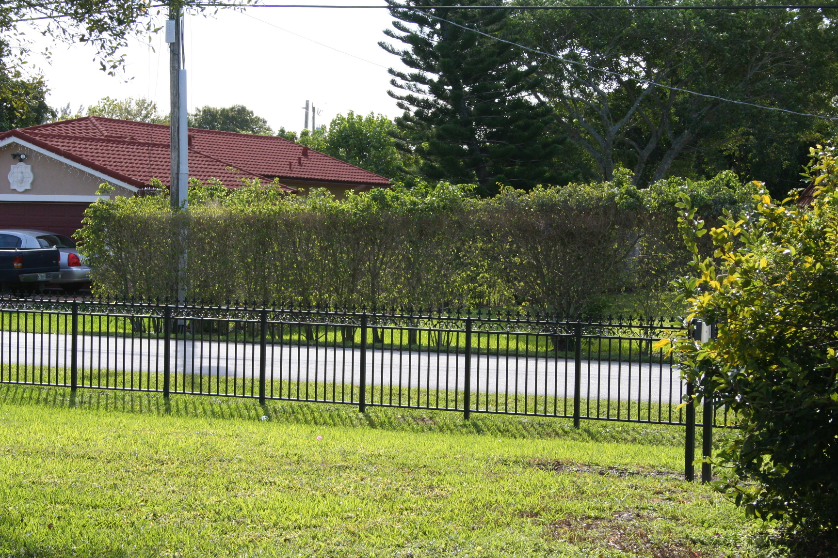 FENCE WELDED 9