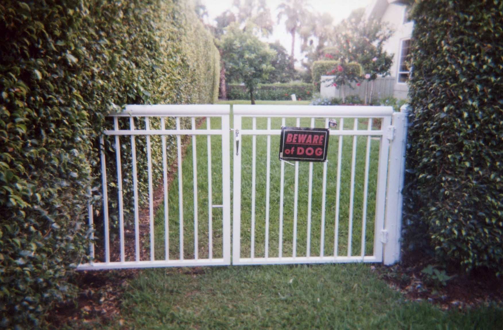 WELDED FENCE 20