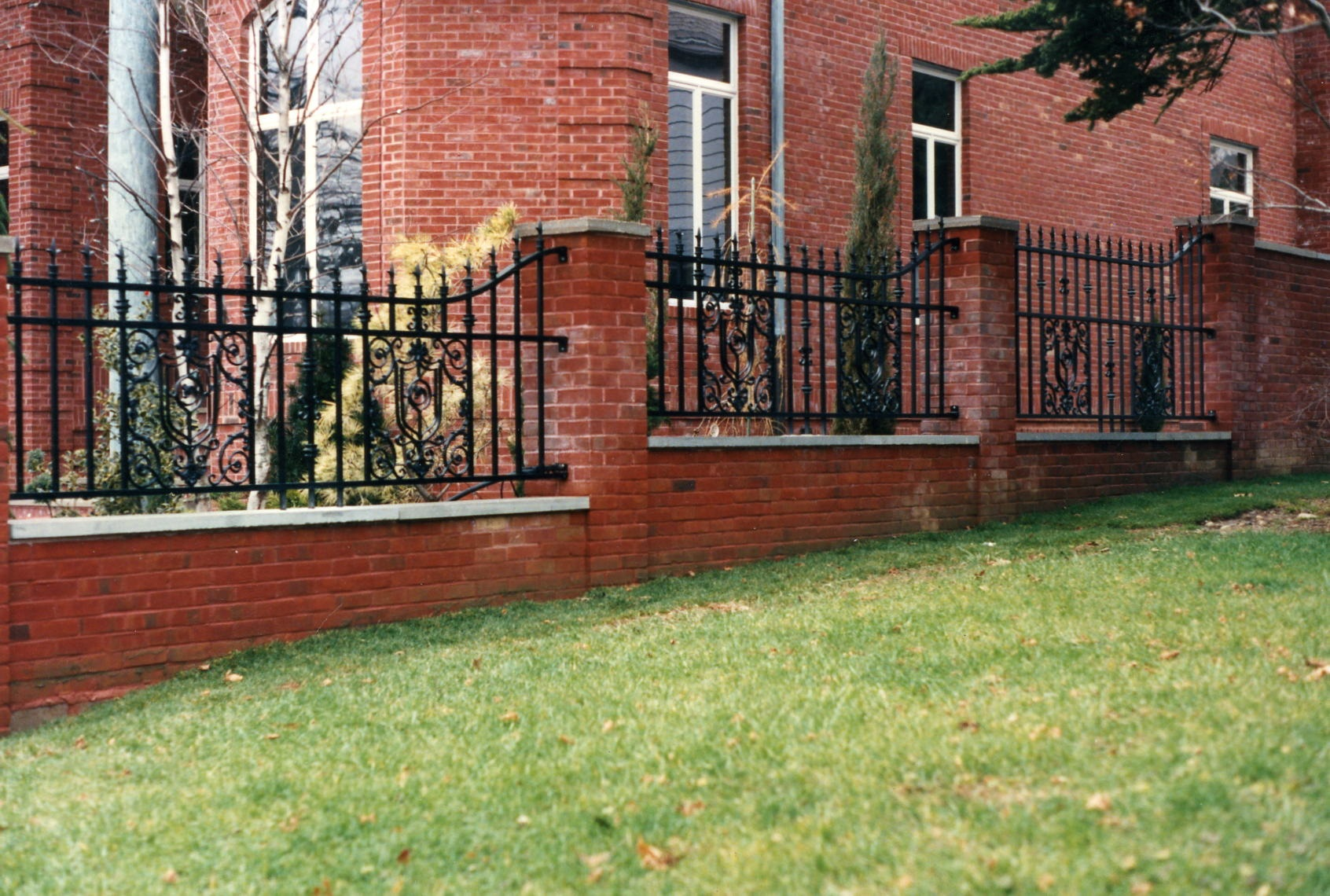 WELDED FENCE 21