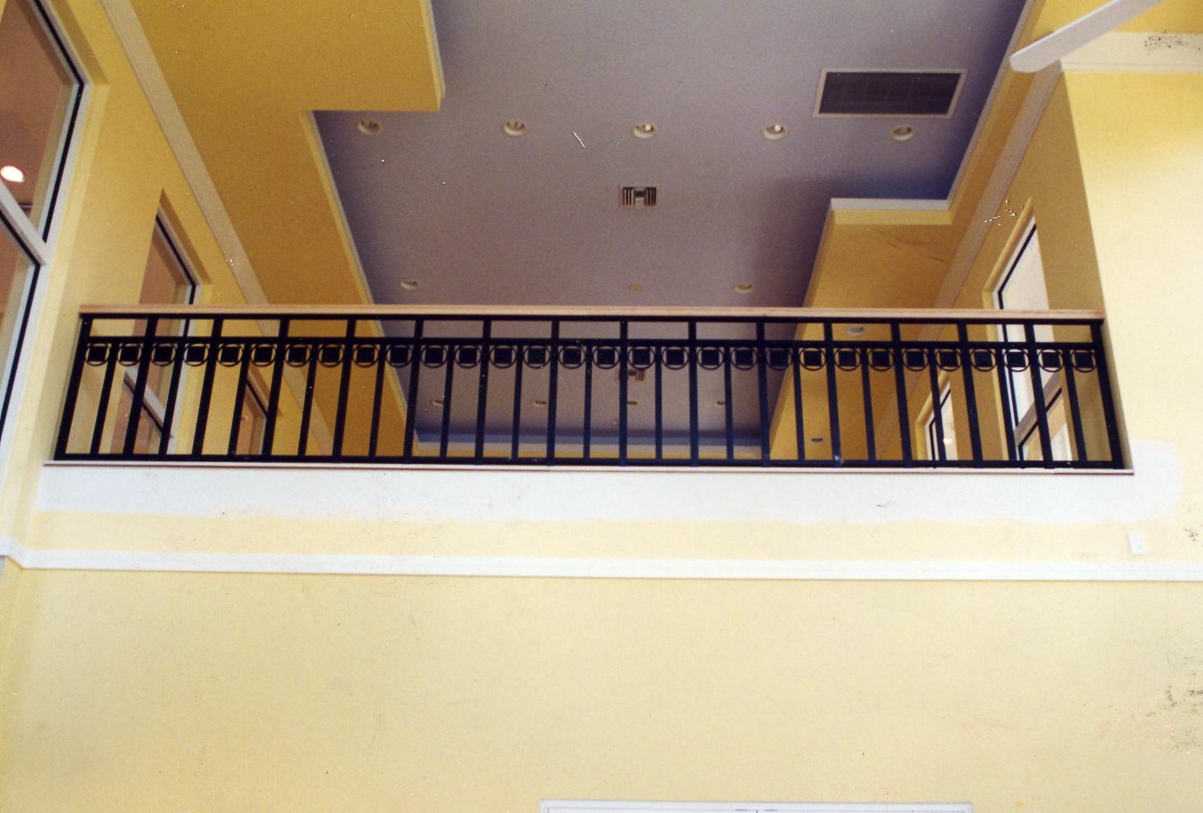 Enjoyable Interior Balcony Railings Allied Aluminum Door Handles Collection Olytizonderlifede